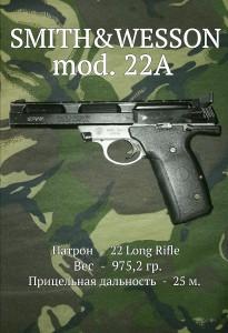 S&W 22A